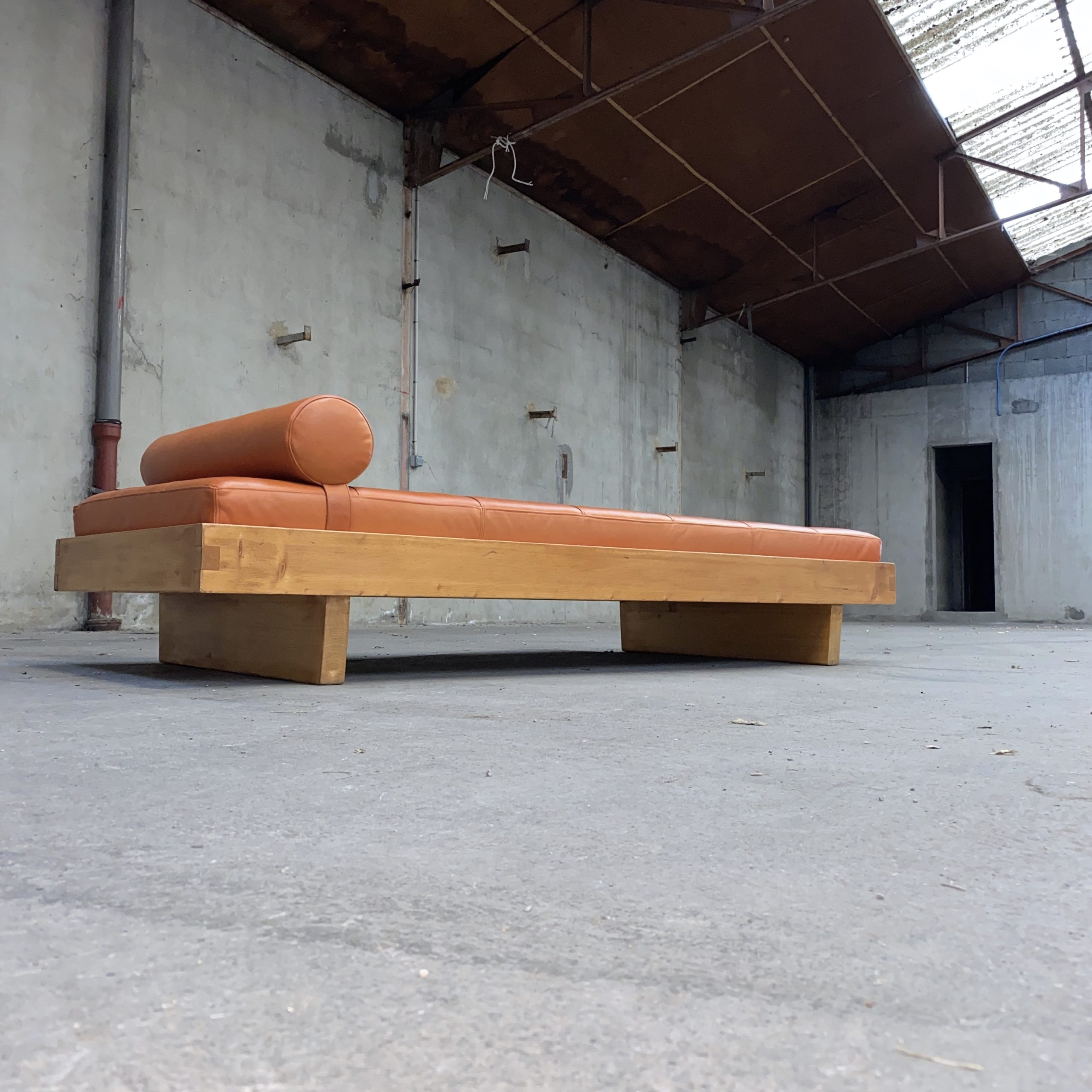 Charlotte Perriand Pair of daybed